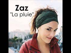 Song Zaz - La pluie