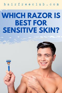 The Hair Removal Experts At Home Hair Removal, Hair Removal For Men, Hair Removal Cream, Laser Hair Removal, Shaving Tips, Shaving & Grooming, Razor Bumps, One Hair, Ingrown Hair