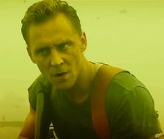 Tom Hiddleston in Kong: Skull Island https://www.youtube.com/watch?v=wbXwxyRP25c
