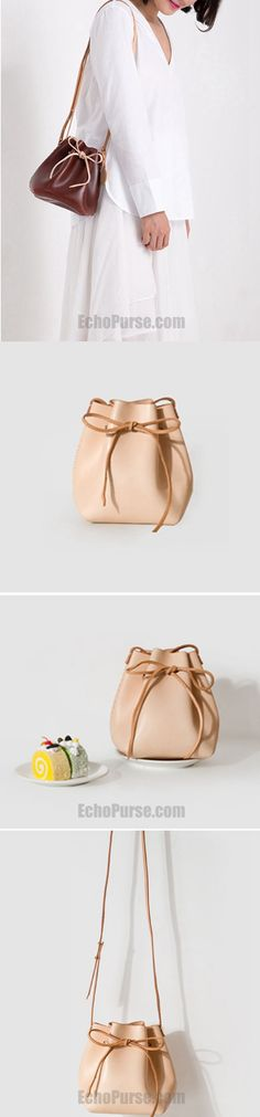 MINI BUCKET BAG, DESIGNER HANDBAGS, PURSES FOR WOMEN JC702