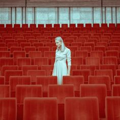 <p>After having studied restoration and archeology in her home country of Slovakia, Maria Svarbova turned to photography in 2010. The dream like scenarios in her photos focus on minimalism and purity.
