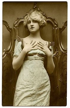 *The Graphics Fairy LLC*: Old Photo - Glamour Girl - Beauty