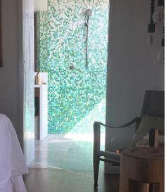 Bathroom - Wilson's Cottage - Lizard Island. TWOFOLD STUDIO with James Davidson Architects