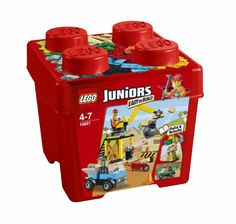 LEGO Juniors 10667: Construction: Amazon.co.uk: Toys & Games