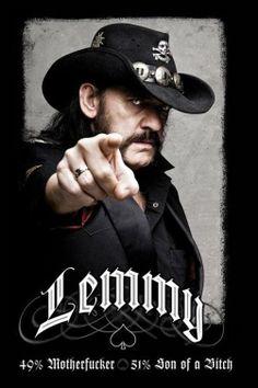 """"""" Nato per perdere. Vivo per vincere """" ( Ian Fraiser """"Lemmy"""" Kilmister )"""