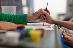 Does Art Therapy Promote Healing for Cancer Patients?