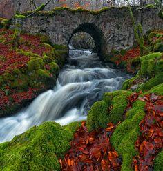***Old stone bridge (Scotland) by Donald Goldney on 500px