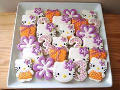Hello Kitty   Birthday Basket