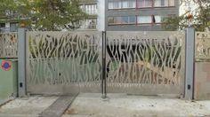 Le portail bucolique de Béatrice Coron Coron, Parking, Paper Artist, Decoration, Gate, Arch, Outdoor Structures, Inspiration, Images