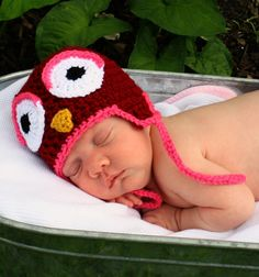 Who doesn't love an Owl hat?