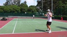 How to Handle High Balls in Tennis (Backhand and Forehand), how to, hobby, recreation, tennis