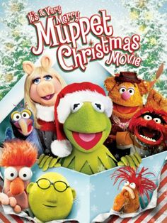 Its a Very Merry Muppet Christmas Movie * Details can be found by clicking on the image. (This is an affiliate link)
