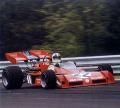1973 GP Brlgii (Zolder) Tecno PA123/6 (Chris Amon)