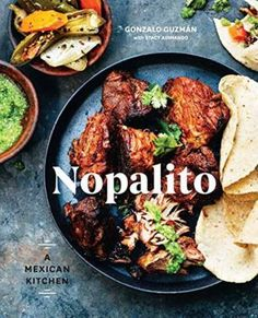 A collection of 100 recipes for anyone who wants to cook traditional Mexican food in all its surprising freshness and variety, ranging from the simplest dishes to more complex ones, and including both the classic and the lesser-known regional gems of this cuisine. Nopalito provides a snapshot of regional Mexican cuisine from the perspective of Gonzalo Guzman, head chef at San Francisco's popular restaurant of the same name.