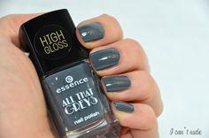 essence cosmetics, all that greys, nailpolish, step into the grey zone, nagellack, nägel, nails, blogger, beauty, beautyblogger, blogspot, blog