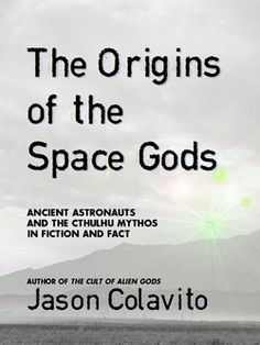 "In 2005, Jason Colavito's The Cult of Alien Gods proved that the ancient astronaut theory originated in Lovecraft's horror fiction, the so-called ""Cthulhu Mythos."" Now, Colavito presents a new, updated summary of the path from Lovecraft's fiction to the History Channel's ""fact"" in this brief, illustrated ebook that asks the question: Ancient astronauts--fact or fiction?"