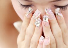 Most in demand beauty courses involve nail design Los Angeles.