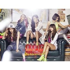 """Demonstrate"" is an album recorded by South Korean girl group RaNia. It was released on November 5, 2015 by DR Music."