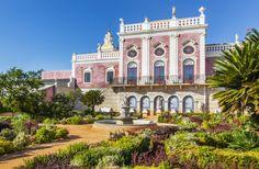 Palacio de Estoi Algarve Portugal (Manfred Gottschalk via Getty Images)