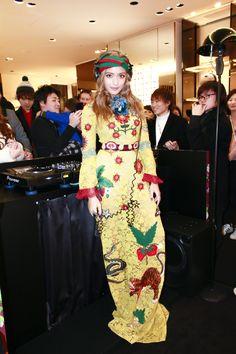 Japanese Models, Vogue, Fasion, Editorial Fashion, High Fashion, Gucci, Actresses, Formal Dresses, Catwalk