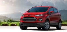 Ford EcoSport Launch In UAE Soon– Will Get Indian Made Units