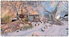StoryBrooke Gardens Comic Styles, Gardens, Comics, Painting, Outdoor, Art, Outdoors, Painting Art, Garden