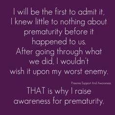 Raise Awareness for Prematurity Nicu Quotes, Preemie Quotes, Baby Quotes, Mom Quotes, Micro Preemie, Preemie Babies, Premature Baby, Preemies, Bob Marley