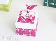 Diese Mini Boxen habe ich für unseren Team Stempelmami Inspire, Copy and Share Blog Hop angefertigt. Lasst Euch inspirieren und schaut vorbei!