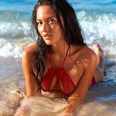 IT'S OFFICIAL  our girl MIA KANG @missmiakang has won the @si_swimsuit Model…