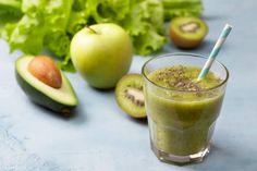 8 Batidos que puedes preparar con leche de avena - Adelgazar en casa Cantaloupe, Apple, Fruit, Healthy, Food, Gym, Natural Juice, Home, Breakfast Juice