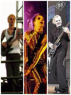 John showing ya there are multiple ways to rock!!!