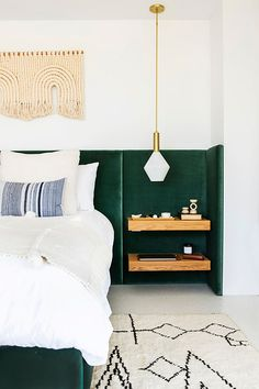 inside mandy moore's magnificent home. / sfgirlbybay - inside mandy moore's magnificent home. / sfgirlbybay inside mandy moore's magnificent home. Interior, Home Decor Bedroom, Bedroom Green, Home Decor, House Interior, Modern Bedroom, Simple Bedroom, Interior Design, Interior Design Bedroom