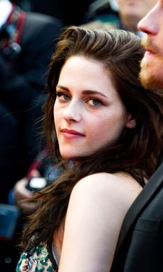 Kristen Stewart At The On The Road Premiere At Cannes Film Festival 2012