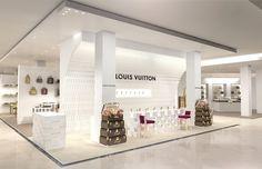 Louis Vuitton abre cinco lojas pop-up para lançar linha de perfumes - Vogue | News