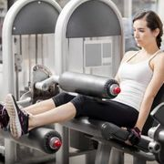 There are a plethora of weight machine routines for women. Workouts can be broken into a circuit routine, upper-body or lower-body routine, or designed for specific body parts on specific days.Most gyms are equipped with a variety of weight machines that can easily be used by women. Seek out a personal trainer or fitness center employee to learn...