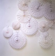 honeycomb paper decorations