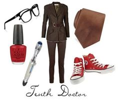 Tenth Doctor inspired outfit - Doctor Who
