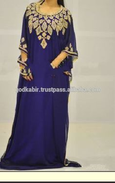 New Arrival Moroccan Caftan Women Arabian Beach Summer Long Dress./Moroccan Arabian Caftan Farasha Dress Islamic Abaya