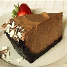 Ingredients1 envelope unflavored gelatin 1/2 cup water 3 (1 oz.) squares unsweetened or semi-sweet chocolate, melted and cooled 1 (14 oz.) can Eagle Brand® Sweetened Condensed MilkRead more ›