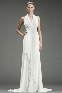 #wedding dress from Nicole Miller, Spring 2012