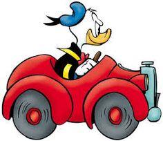 Pato Donald Y Daisy, Donald Duck, Disney Duck, Walt Disney, Desenhos Cartoon Network, Disney Clipart, Saturday Morning Cartoons, Mickey And Friends, Caricature