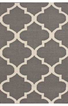 Trellis I Flatwoven @Brittany Moody Geisler just ordered us this rug! 60% off - sweet deal. 5x8' for $125! Can't wait!