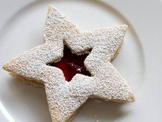 Gluten Free Cookies: Linzer Stars