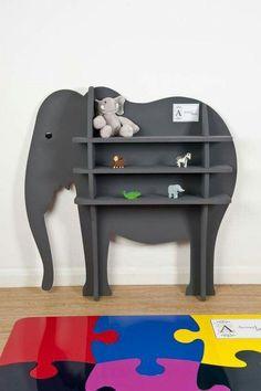 Elefantenregal