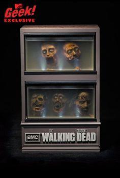 The Walking Dead Season 3 Limited Edition Case