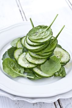 Cucumber Salad - photographer Mowie Kay