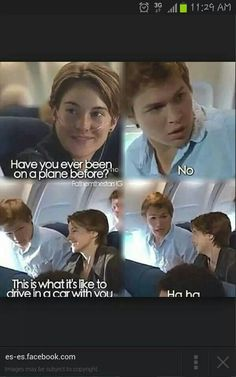 Hahahaha The Fault In Our Stars Funny.