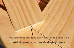 how to build a barn door