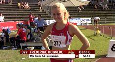 Sparkassen Gala 2014 - 400m Hürden - Frauen - 17:20 Uhr