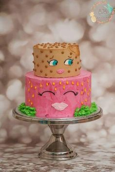 Shopkins Cake - Cake by Deva Williamson